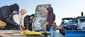 "Lake Auburn Community Center Project – ""Trailside teaching"" (From the Sun Journal 11/30/15)"